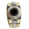 Кольцо с ониксом, Золото 750